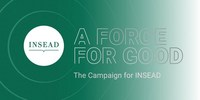 "INSEAD Alumni launch Launches First Annual ""Business as a Force for Good"" Award (CNW Group/INSEAD)"
