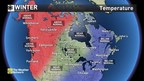 TWN Map (CNW Group/The Weather Network)
