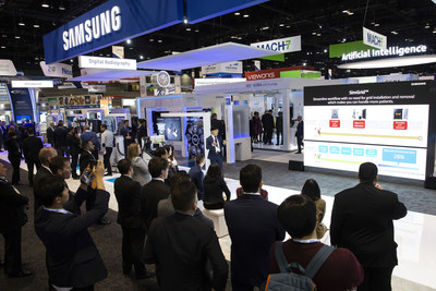 Samsung Brings Together Medical Imaging and AI for Radiologists at RSNA 2018