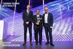 INRIX Parking wins BMW Supplier Innovation Award