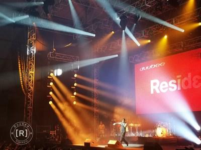 Como patrocinador principal del concierto de Residente, Duubee lleva a Colombia una fiesta musical.