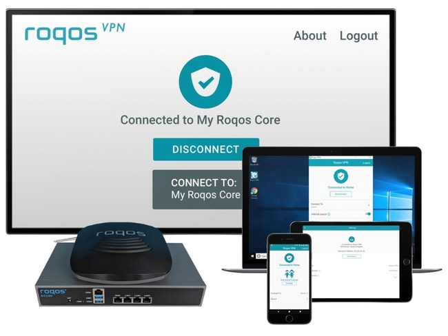 Roqos solution has intuitive user interface on IOS, Android, Amazon, Windows and MAC devices.