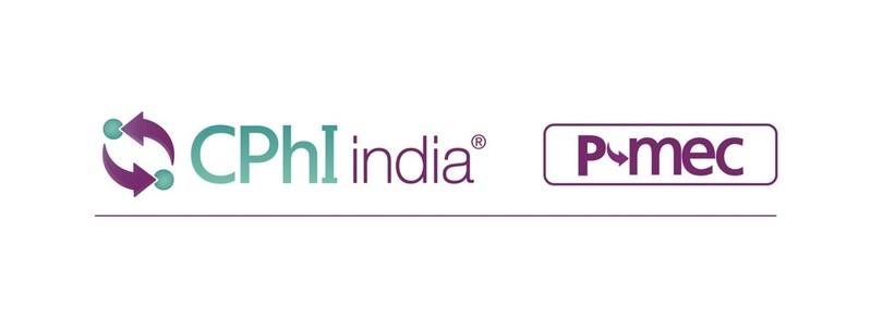 CPhI & P-MEC India Logo (PRNewsfoto/UBM India Pvt. ltd.)