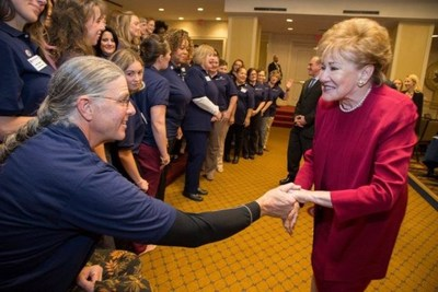 In continuance of its partnership with the Elizabeth Dole Foundation (EDF), Wounded Warrior Project (WWP) will participate in their 3rd annual national Caregiver Convening in Washington DC on November 26.