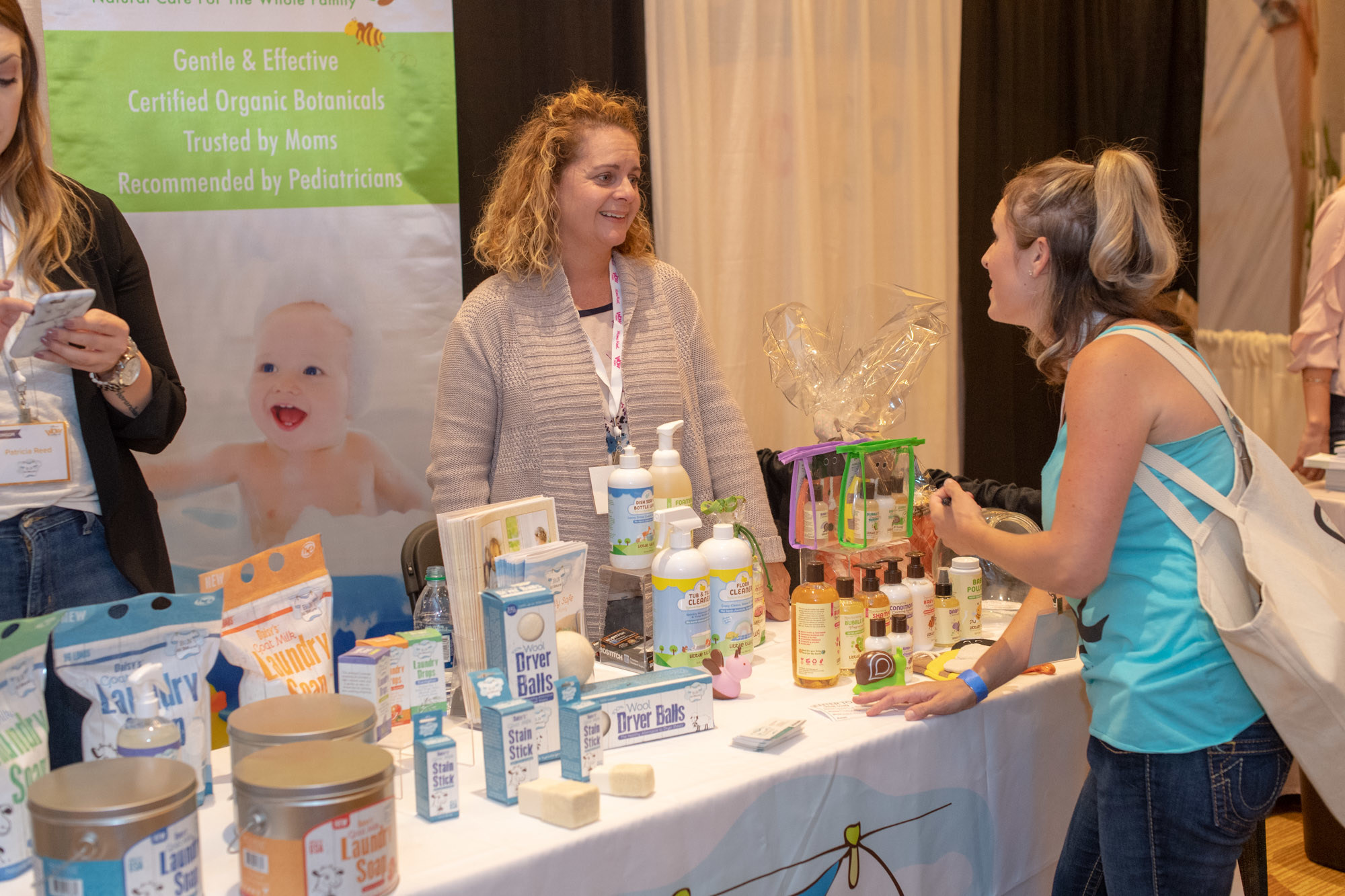 Showcasing the country's top natural, organic and eco products at the WOW Summit