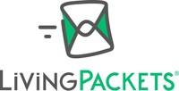LivingPackets Logo (PRNewsfoto/LivingPackets)
