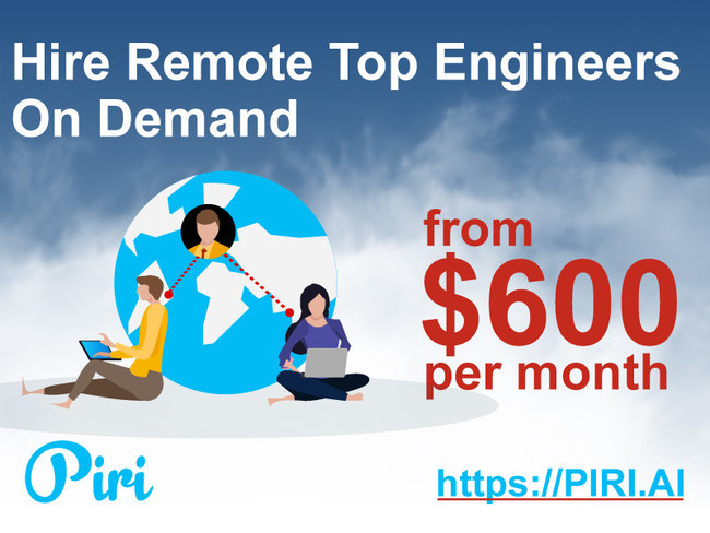 PIRI: Hire Instantly