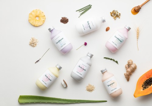 Personalized Shampoo, Conditioner and Body Wash
