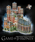 Wrebbit 3D™ Game of Thrones® - RedKeep 3D Puzzle (CNW Group/Wrebbit Puzzles Inc)