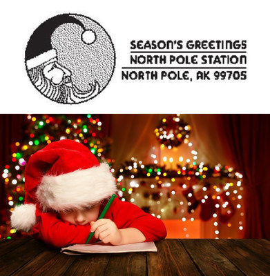 El programa Cartas de Santa añade emoción a la Navidad y es ideal para despertar el interés de los más jóvenes en la escritura de cartas, los sellos postales y la caligrafía