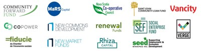 NIIPt member logos (CNW Group/New Market Funds)