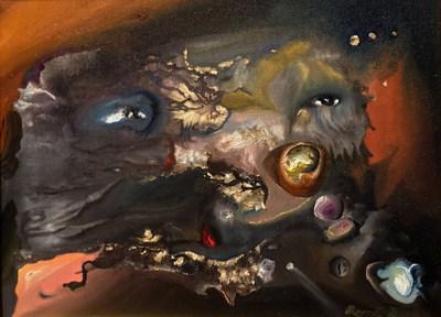 An extrarealist work signed René Després goes under the hammer with a million-dollar reserve? (CNW Group/Les éditions Jean Renoir Jr)