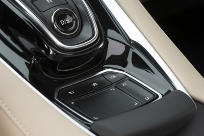 "Acura's New True Touchpad Interface™ Wins a ""Best of What's New"" Award from Popular Science"