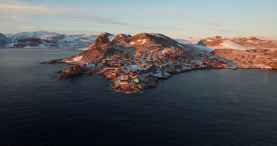Township of Ittoqqortoormiit, Greenland by Sassy Films