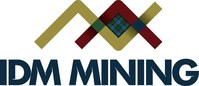 November 27 trenching (CNW Group/IDM Mining Ltd.)