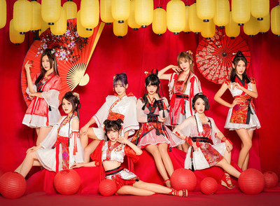 SING, Asia's first electronic Chinese girl group