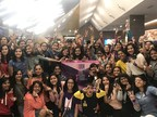 Fans Went Crazy at INOX Locations Across the Country at the Exclusive Screening of 'Burn The Stage: The Movie' (PRNewsfoto/INOX Leisure Limited)