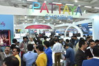 SATTE Showfloor (PRNewsfoto/UBM India Pvt. Ltd.)