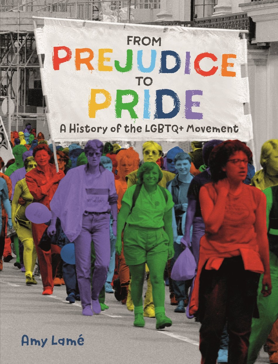 FROM PREJUDICE TO PRIDE: A History of the LBGTQ+ Movement (PRNewsfoto/ALCS)