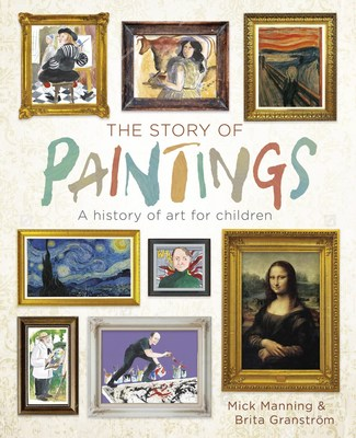 THE STORY OF PAINTINGS: A History of Art for Children (PRNewsfoto/ALCS)