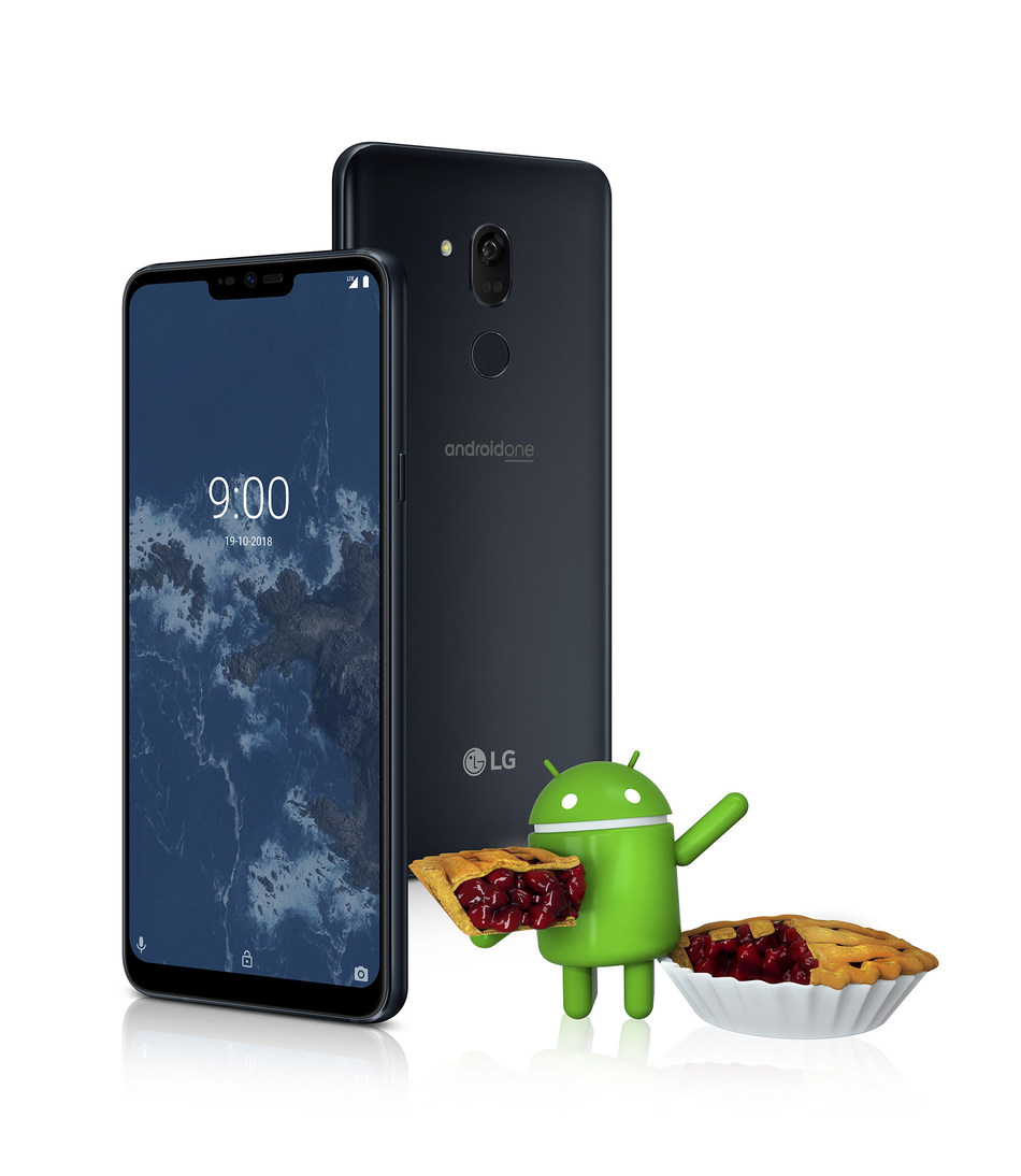 The Android 9 Pie update enhances the artificial intelligence experience offered on the LG G7 One (CNW Group/GCI Group (on behalf of LG Electronics Canada))