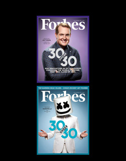 11/30/18 Cover of Forbes Magazine