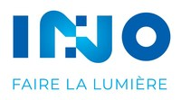 Logo : INO (Groupe CNW/INO (Institut national d'optique))