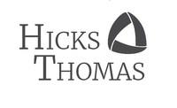 Hicks Thomas LLP Logo (PRNewsfoto/Hicks Thomas LLP)