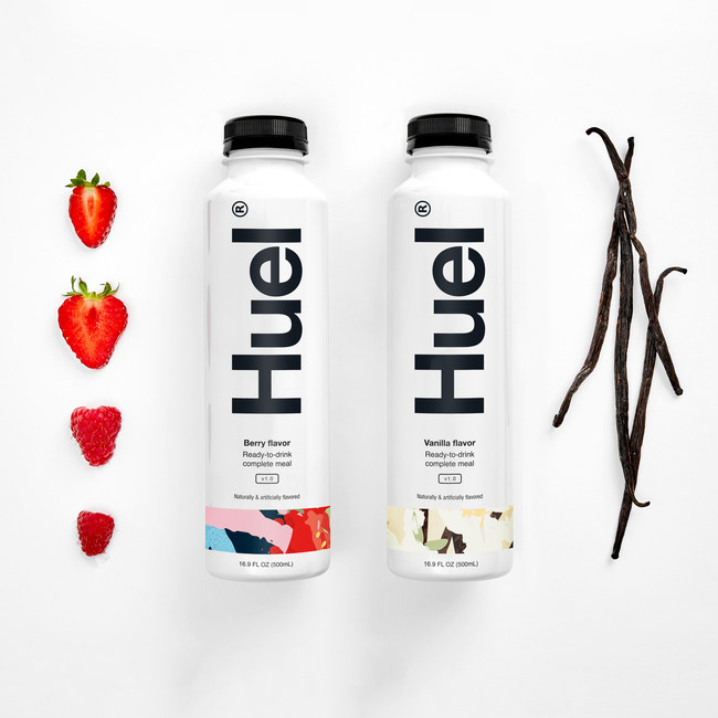 Huel Announces Commitment to the U.S. Market with New Product Launches