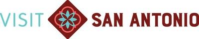 Visit San Antonio logo (PRNewsfoto/Visit San Antonio)