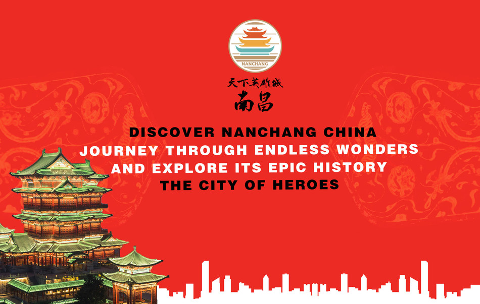 Official image for 'The City of Heroes' Nanchang, China, Tourism Promotion Campaign in the UK and France. (PRNewsfoto/Propeller TV)