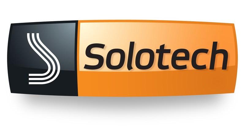 Logo: Solotech (CNW Group/Solotech)