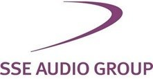 Logo : SSE Audio Group (Groupe CNW/Solotech)