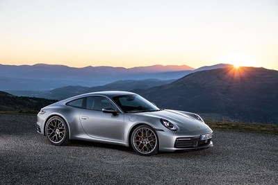 The eighth generation of the iconic Porsche 911 was unveiled as a world premiere in Los Angeles on November 27, 2018. (CNW Group/Porsche Cars Canada)