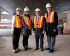 Investing in Jobs for Canada's Middle Class (CNW Group/Public Services and Procurement Canada)