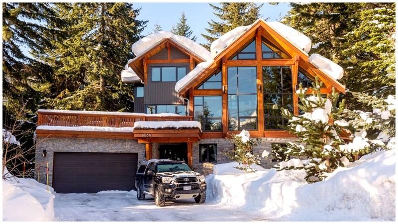 SOLD   8084 Parkwood Drive, Whistler, British Columbia, V0N 1B8   Whistler Real Estate Company   Listing agent: John Ryan (CNW Group/Royal LePage)