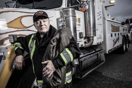 Ken Duperon - star of Highway Thru Hell (CNW Group/Thunderbird Entertainment Inc.)