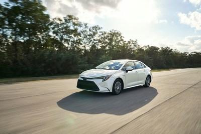 El Corolla Hybrid 2020, como sus hermanos con motor a gasolina, proporciona una experiencia de conducción sumamente satisfactoria, junto con los últimos avances de la marca en confort y tecnología multimedia.