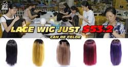 Wholesale human remy peruvian malaysian indian brazilian hair wigs extensions on bebosshair