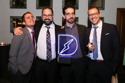 Nitsan Peled, Rich Bobé, Moti Cohen and Adir Ben-Yehuda