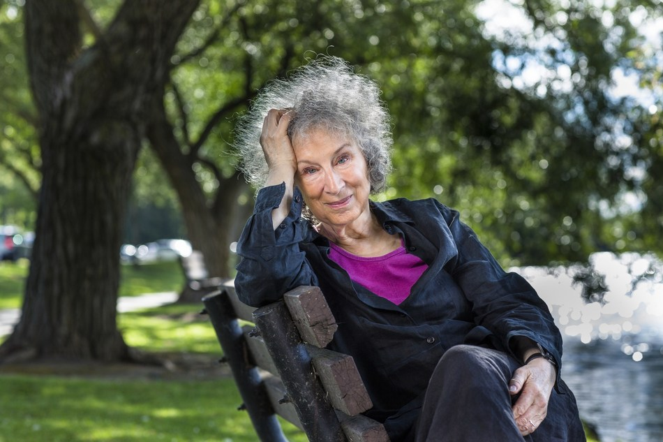 Margaret Atwood – Photo Credit Liam Sharp (CNW Group/Penguin Random House Canada Limited)