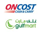 OnCost Cash and Carry and Gulfmart logo (PRNewsfoto/OnCost Cash and Carry)