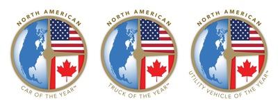 The North American Car, Utility and Truck of the Year are a set of automotive awards announced annually at the North American International Auto Show in Detroit. The jury consists of no more than 60 automotive journalists from the USA and Canada.