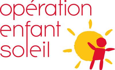 Logo: Opération enfant soleil (CNW Group/COMINAR REAL ESTATE INVESTMENT TRUST)
