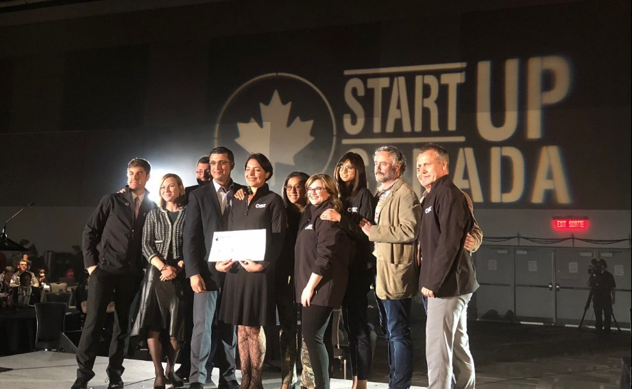 UPS® Canada, Startup Canada and Export Development Canada introduce a new group of global minded entrepreneurs (CNW Group/UPS Canada Ltd.)