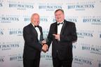 2018 Global Modular Integration for National Infrastructure Solutions Technology Innovation Award (PRNewsfoto/Frost & Sullivan)