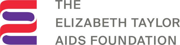 The Elizabeth Taylor AIDS Foundation Logo (PRNewsfoto/The Elizabeth Taylor AIDS Found)