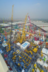 XCMG Reveals Blockbuster Slate of New Products and Initiatives at bauma China 2018