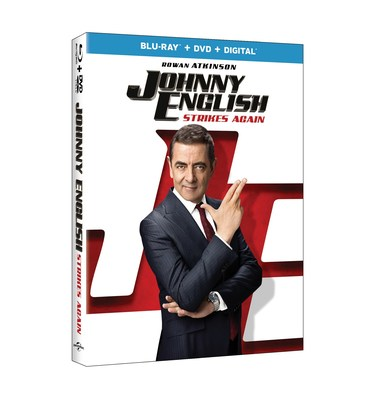 Universal Pictures Home Entertainment: Johnny English Strikes Again