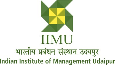 IIM Udaipur Logo (PRNewsfoto/IIM Udaipur)